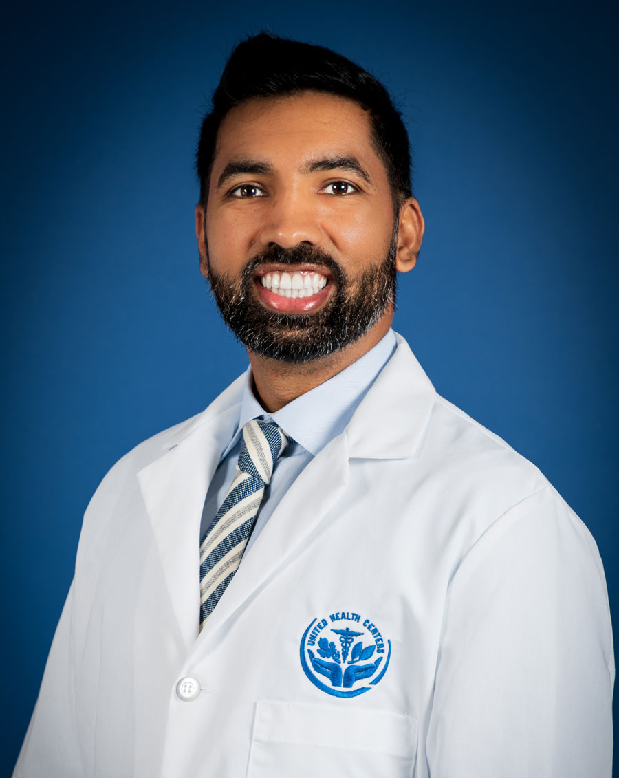 Rajpreet Saini is an Internal Medicine Doctor for United Health Centers